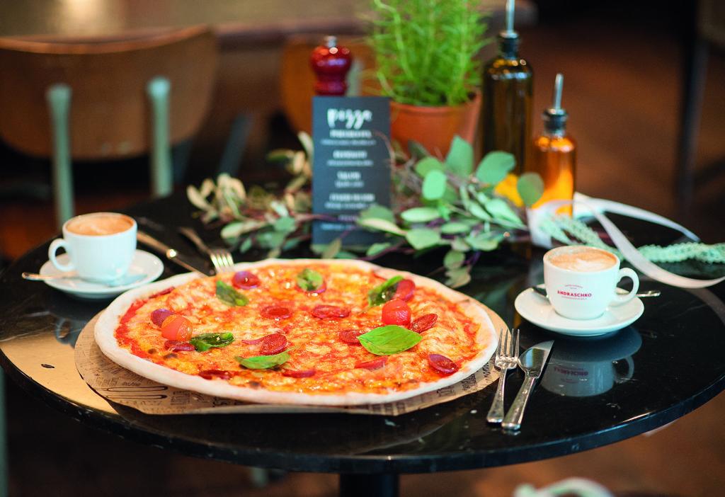 Pizza, Pasta &Amore